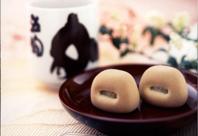 土産 丸太 餅