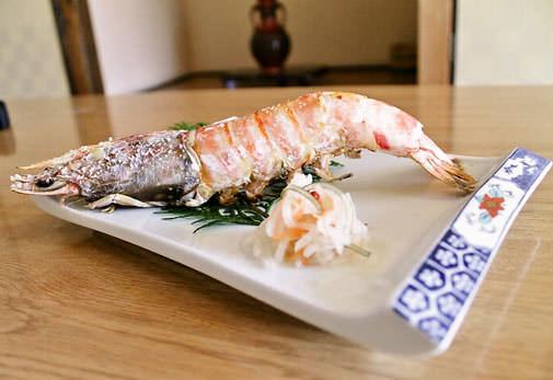 えび料理 しらい|山口市秋穂のおすすめグルメ|車海老料理 ...