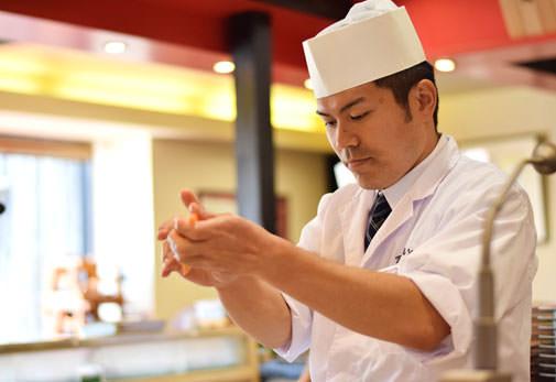 「回転寿司 職人」の画像検索結果