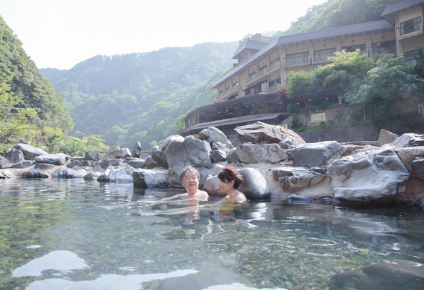 八景 湯原温泉 旅館 旅色